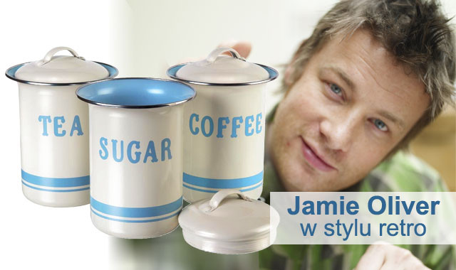 Kolekcja retro Jamie Oliver