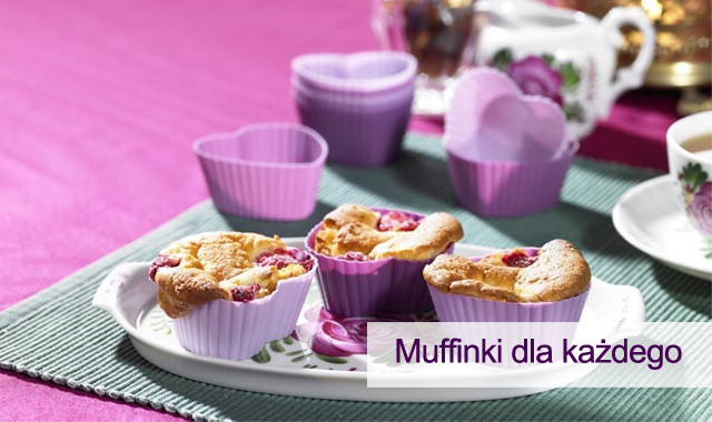 Formy do muffinek