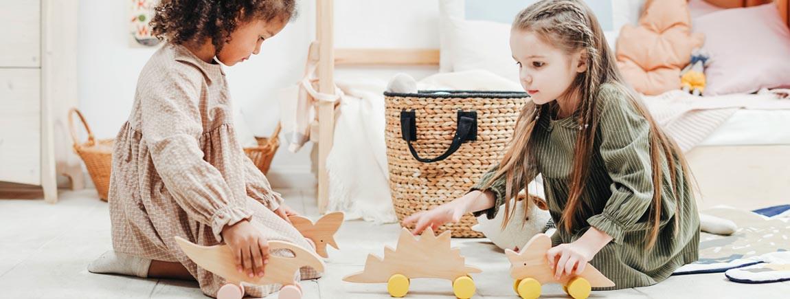 Produkty do uporządkowania pokoju dziecka