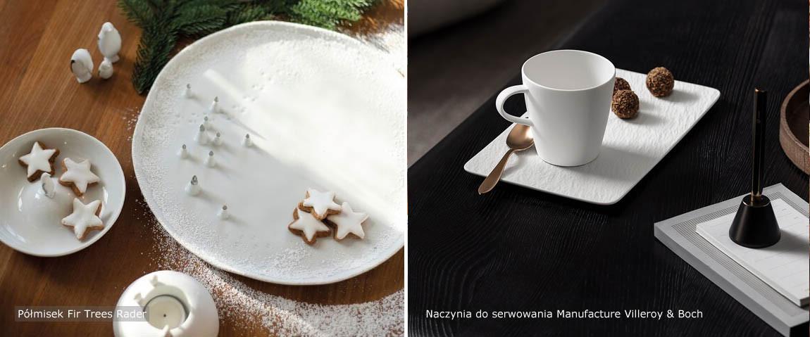 ceramiczne tace do serwowania