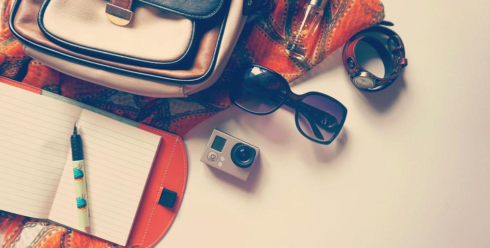 jak pakować się w podróż