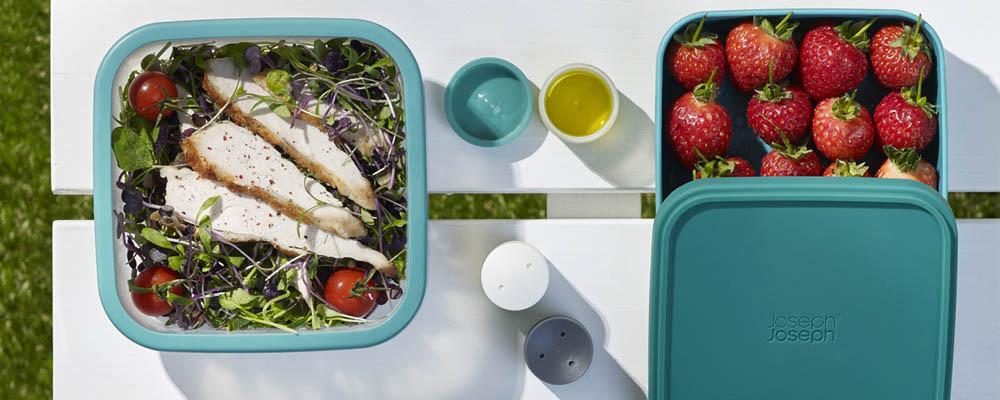 Lunchbox na studia i do pracy