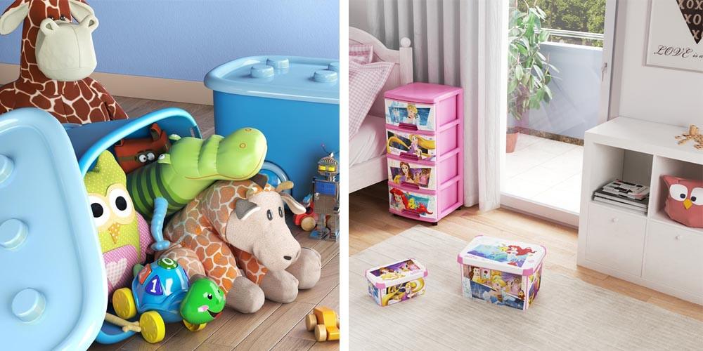 sprzątanie pokoju dziecka