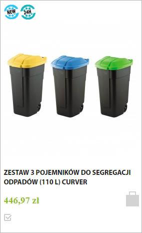Segregacja śmieci 2019