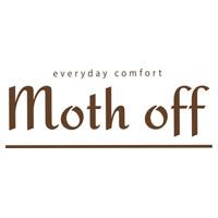 Moth off