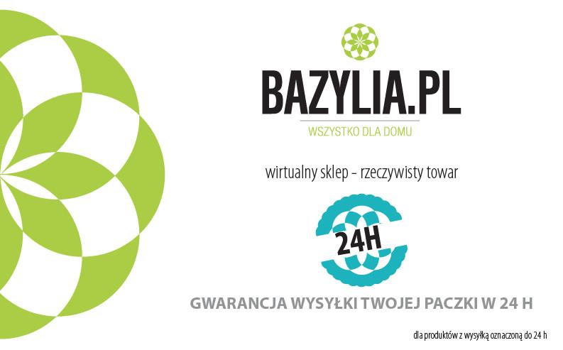 Bazylia.pl - akcesoria do kuchni, dekoracje i wyposażenie wnętrz
